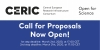 CERIC Call for Proposals now open!