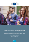From University to Employment: Higher Education Provision...