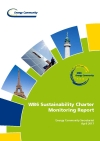 WB6 Sustainability Charter Monitoring Report in the...