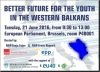 Better future for the youth in the Western Balkans...
