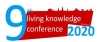 9th Living Knowledge Conference, 24-26 June 2020