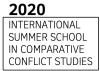 2020 INTERNATIONAL SUMMER SCHOOL IN COMPARATIVE CONFLICT...