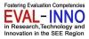 (EVAL-INNO) Fostering Evaluation Competencies in Research...